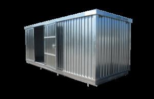 Container zincati
