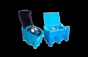 Serbatoi trasportabili in polietilene per Adblue